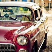 Red car Wallpaper