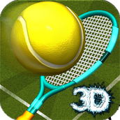 Tennis 3D Tournament Gold